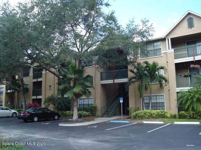 7667 N Wickham Road E #406, Melbourne, FL 32940 (MLS #895568) :: Premium Properties Real Estate Services