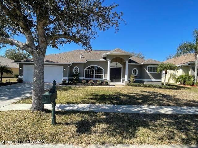 925 Gardenbrook Court SE, Palm Bay, FL 32909 (MLS #896370) :: Premium Properties Real Estate Services