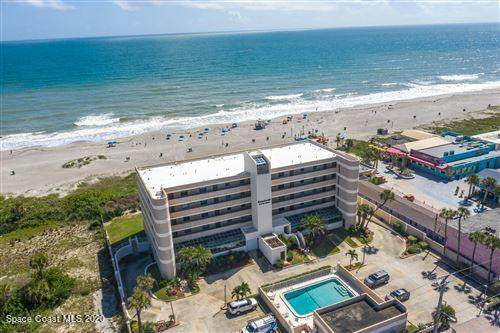 15 N Atlantic Avenue #501, Cocoa Beach, FL 32931 (MLS #898027) :: Blue Marlin Real Estate