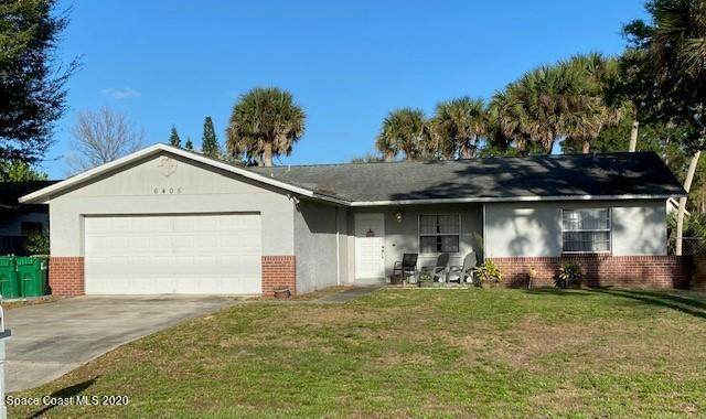 6405 Orchid Avenue, Cocoa, FL 32927 (MLS #898201) :: Blue Marlin Real Estate