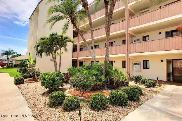 200 S Banana River Boulevard #2421, Cocoa Beach, FL 32931 (MLS #898227) :: Premium Properties Real Estate Services
