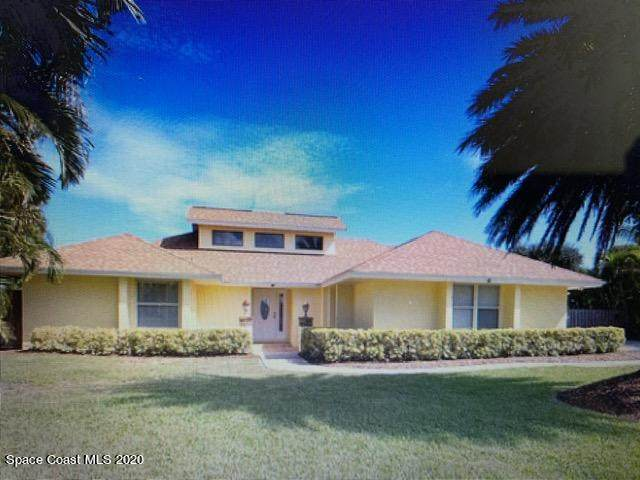 1299 Mosswood Court, Indialantic, FL 32903 (MLS #898315) :: Blue Marlin Real Estate