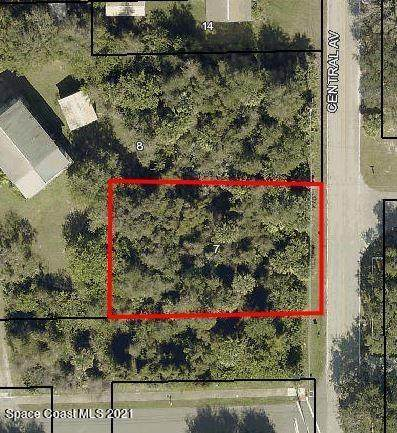 0 Corner Of Central & Allen Avenue, Micco, FL 32976 (MLS #899198) :: Premier Home Experts