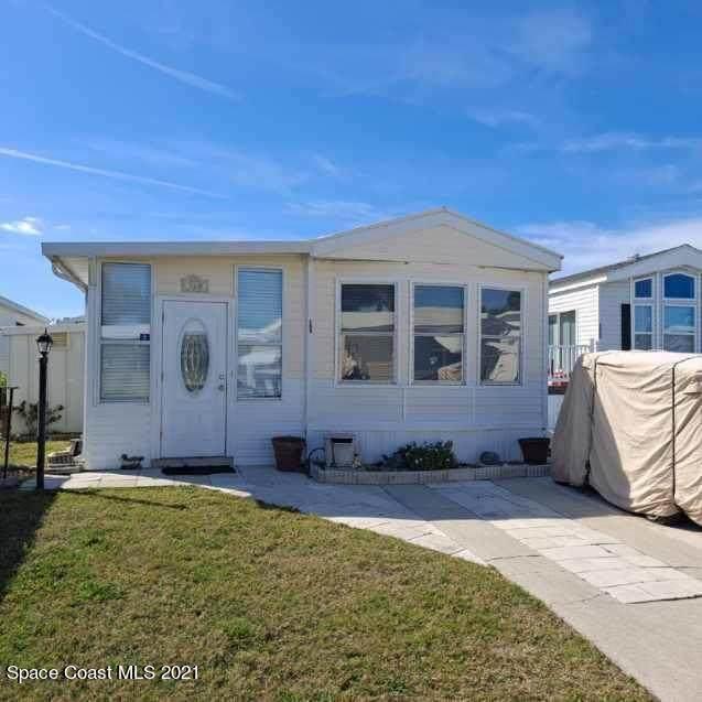 160 Toledo Way, Rockledge, FL 32955 (MLS #899478) :: Premium Properties Real Estate Services