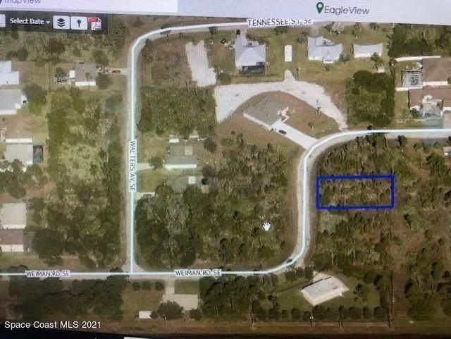 1682 Weiman Road SE, Palm Bay, FL 32909 (MLS #899712) :: Engel & Voelkers Melbourne Central