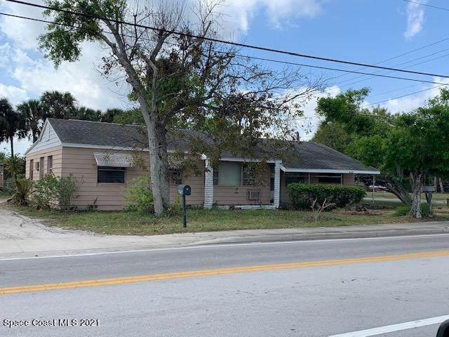 547 Peachtree Street, Cocoa, FL 32922 (MLS #899933) :: Blue Marlin Real Estate