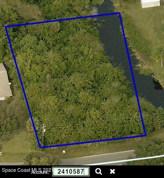 132 Gator Drive, Merritt Island, FL 32953 (MLS #900168) :: Premium Properties Real Estate Services