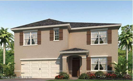 625 Sorrento Drive, Cocoa, FL 32922 (MLS #901314) :: Blue Marlin Real Estate