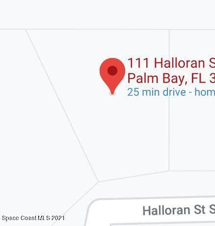 111 Halloran Street SE, Palm Bay, FL 32909 (MLS #901511) :: Engel & Voelkers Melbourne Central