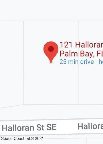 121 Halloran Street SE, Palm Bay, FL 32909 (MLS #901512) :: Engel & Voelkers Melbourne Central