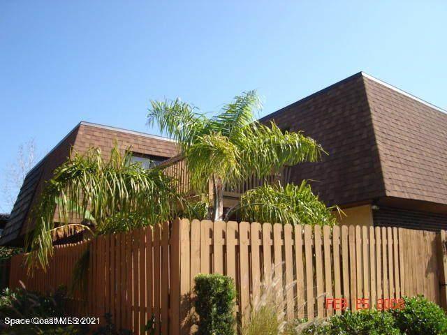 1694 S Park Avenue, Titusville, FL 32780 (MLS #901528) :: Premium Properties Real Estate Services