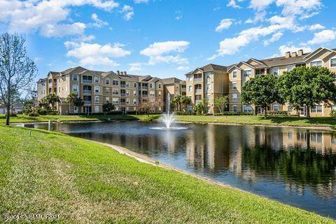 1576 Peregrine Circle #307, Rockledge, FL 32955 (MLS #901652) :: Premium Properties Real Estate Services