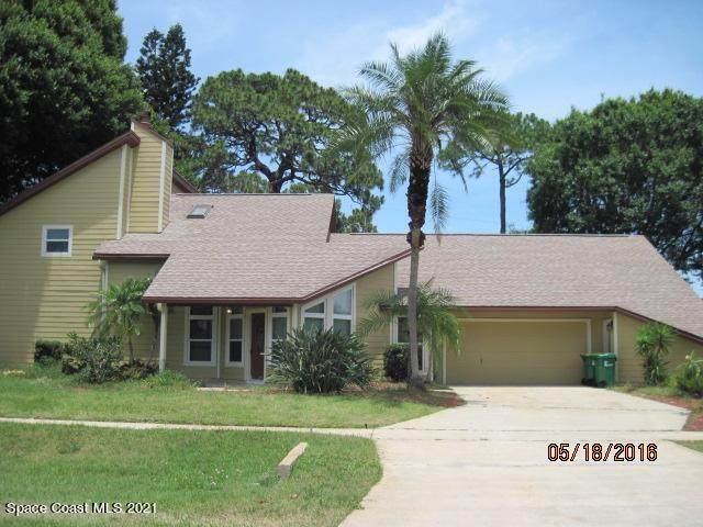 1780 Harbor Oaks Place, Merritt Island, FL 32952 (MLS #901700) :: Engel & Voelkers Melbourne Central