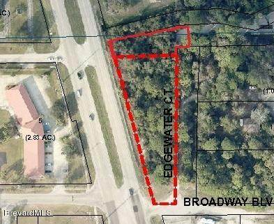 5400 N Us Highway 1, Cocoa, FL 32927 (MLS #901720) :: Premium Properties Real Estate Services