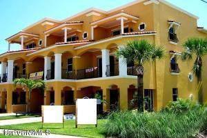 607 Washington Avenue #3, Cape Canaveral, FL 32920 (MLS #901871) :: Premium Properties Real Estate Services
