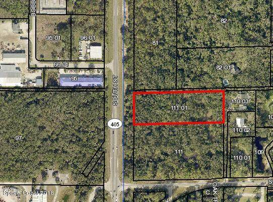 3595 South Street, Titusville, FL 32780 (MLS #901969) :: Armel Real Estate