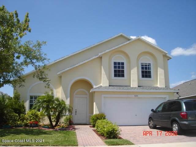 5281 Somerville Drive, Rockledge, FL 32955 (MLS #902019) :: Premium Properties Real Estate Services