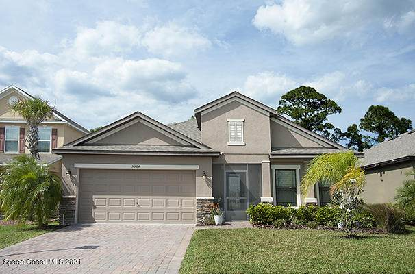 5384 Brilliance Circle, Cocoa, FL 32926 (MLS #902032) :: Premium Properties Real Estate Services