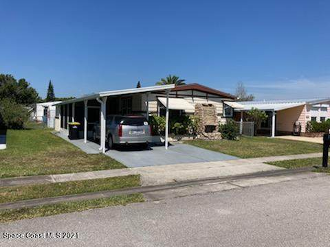 1780 Coco Plum Street NE, Palm Bay, FL 32905 (MLS #902070) :: Blue Marlin Real Estate