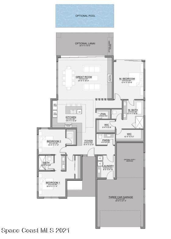 4701 Tennyson Drive, Rockledge, FL 32955 (MLS #902091) :: Engel & Voelkers Melbourne Central
