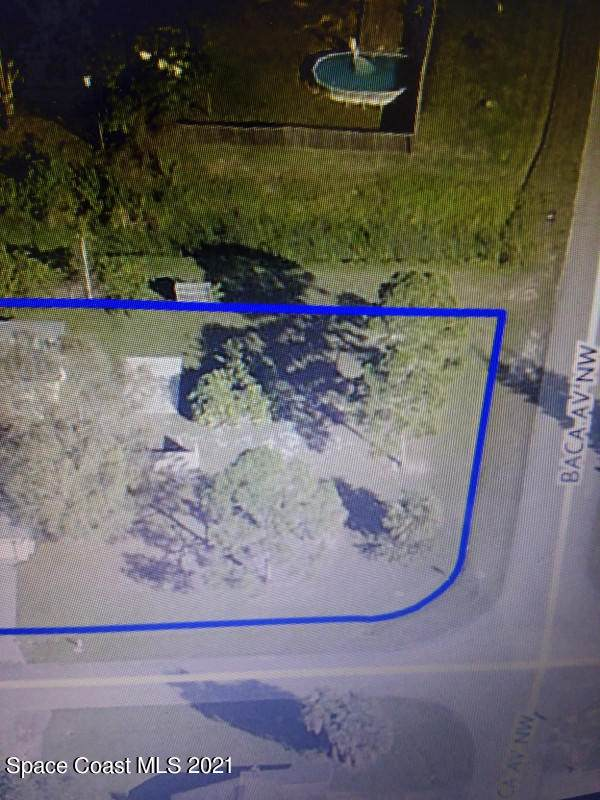 1823 Jacobin Street NW Lot 1, Palm Bay, FL 32907 (MLS #902462) :: Premium Properties Real Estate Services