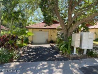 8758 Ilex Court, Cape Canaveral, FL 32920 (MLS #902816) :: Blue Marlin Real Estate
