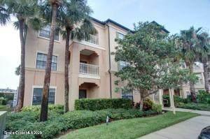 6441 Borasco Drive #2401, Melbourne, FL 32940 (MLS #903541) :: Blue Marlin Real Estate