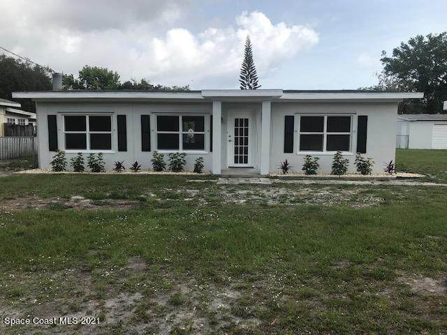 2545 2nd Avenue NE, Palm Bay, FL 32905 (MLS #903770) :: Blue Marlin Real Estate