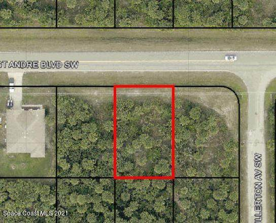 510 Saint Andre Boulevard SW, Palm Bay, FL 32908 (MLS #903778) :: Armel Real Estate