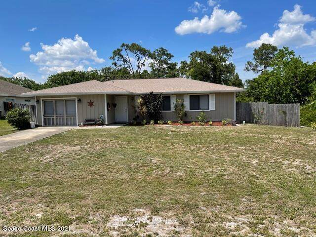 1685 Talavera Street SE, Palm Bay, FL 32909 (MLS #903824) :: Armel Real Estate