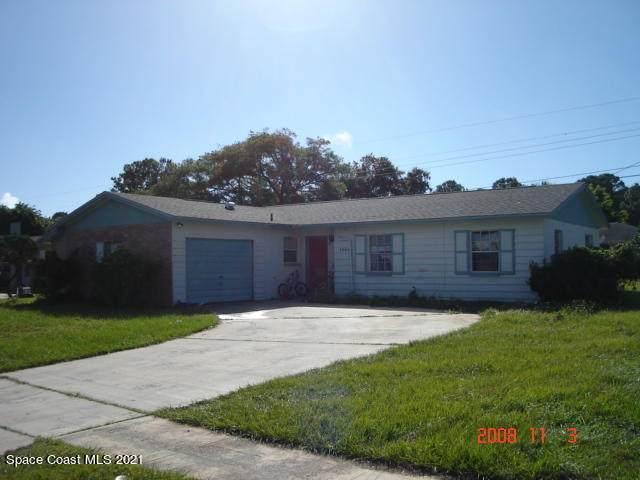 1081 Coronado Drive, Rockledge, FL 32955 (MLS #904098) :: Blue Marlin Real Estate