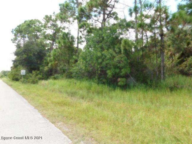 00 San Filippo Dr /Tarleton St, Palm Bay, FL 32909 (MLS #904113) :: Premier Home Experts