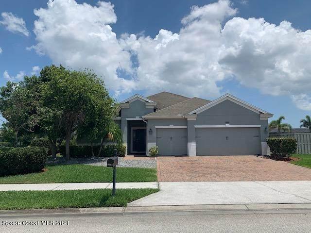 6212 Goleta Circle, Melbourne, FL 32940 (MLS #904321) :: Blue Marlin Real Estate