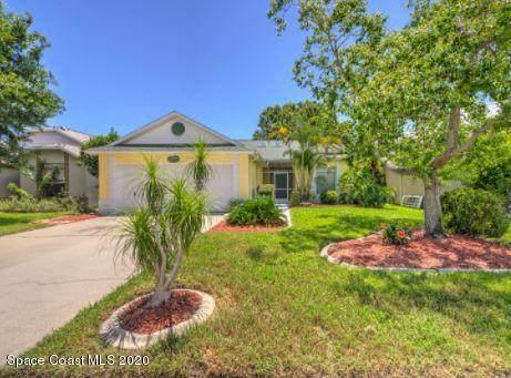1768 Clover Circle, Melbourne, FL 32935 (MLS #904387) :: Blue Marlin Real Estate