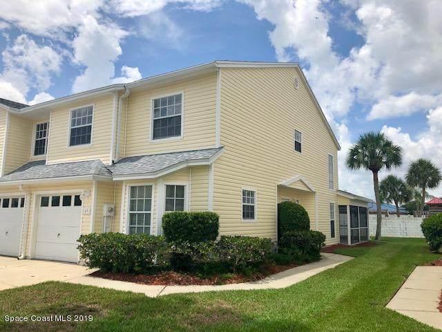 2990 S Fiske Boulevard J1, Rockledge, FL 32955 (MLS #904427) :: Blue Marlin Real Estate