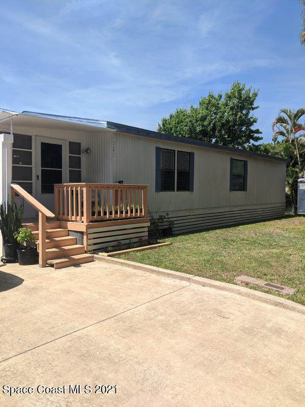121 Justamere Road, Cape Canaveral, FL 32920 (MLS #904792) :: Keller Williams Realty Brevard