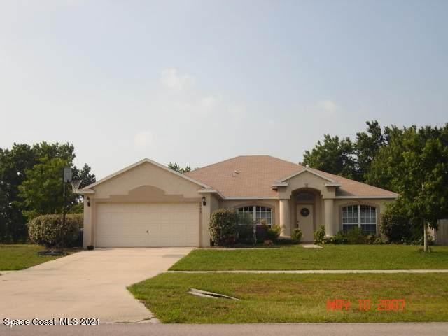 6095 Corsica Boulevard, Cocoa, FL 32927 (MLS #905175) :: Premium Properties Real Estate Services