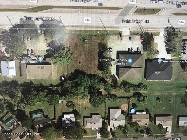 1 Palm Bay Road NE, Palm Bay, FL 32905 (MLS #906119) :: Armel Real Estate