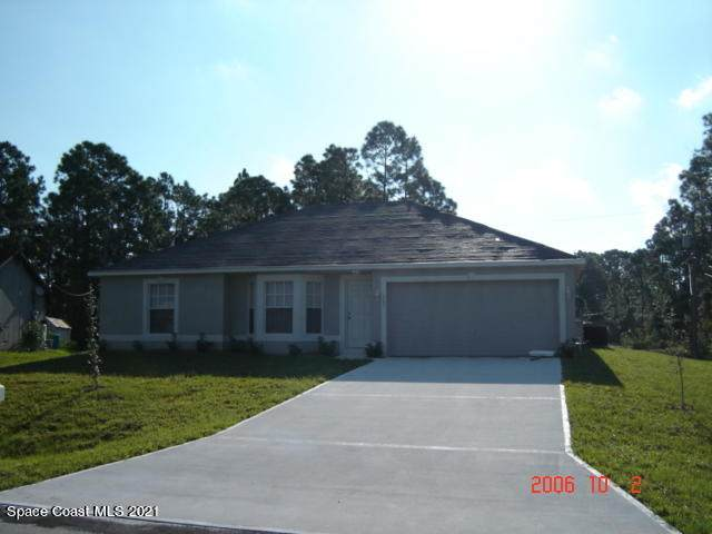 261 Gordon Road NW, Palm Bay, FL 32907 (MLS #906731) :: Armel Real Estate
