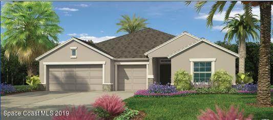 617 Stonebriar Drive SE, Palm Bay, FL 32908 (MLS #907076) :: Premium Properties Real Estate Services