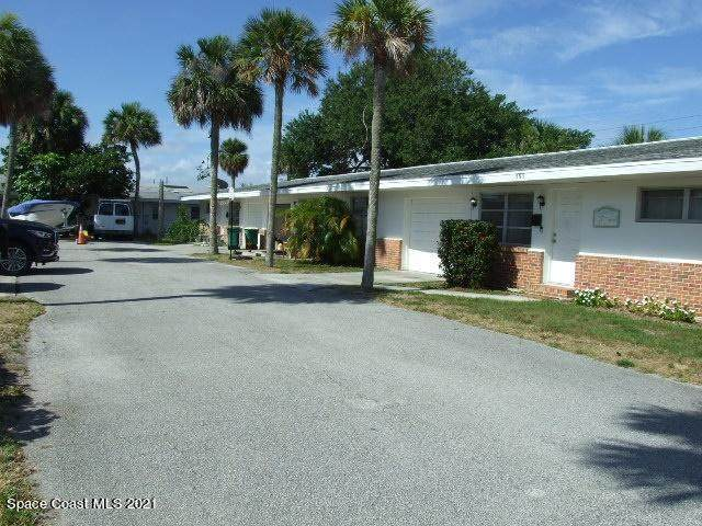 589 Island Drive, Satellite Beach, FL 32937 (MLS #907577) :: Premium Properties Real Estate Services