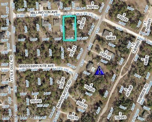 0 Millington Avenue, Weeki Wachee, FL 34614 (MLS #907600) :: Engel & Voelkers Melbourne Central