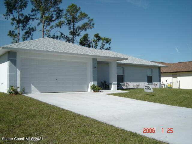 1510 Glencove Avenue NW, Palm Bay, FL 32907 (MLS #907721) :: Engel & Voelkers Melbourne Central