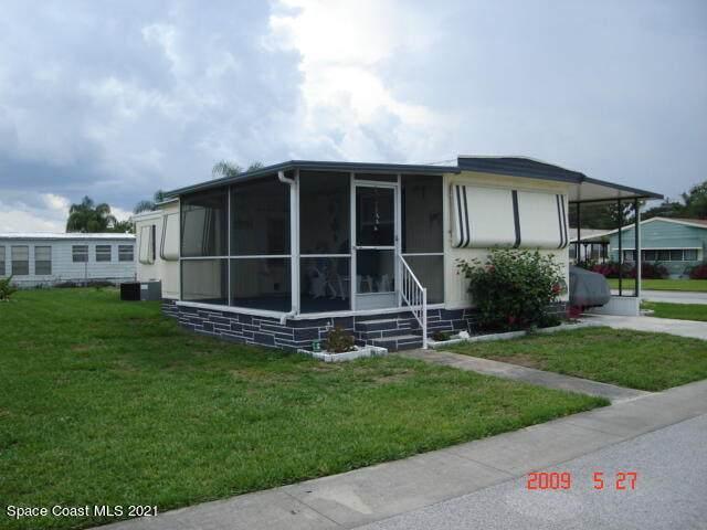 4905 Gail Boulevard, Melbourne, FL 32904 (MLS #907826) :: Engel & Voelkers Melbourne Central