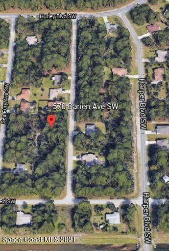 570 Darien Avenue SW, Palm Bay, FL 32908 (MLS #907895) :: Armel Real Estate