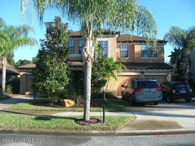 1380 Talon Way, Melbourne, FL 32934 (MLS #907998) :: Engel & Voelkers Melbourne Central