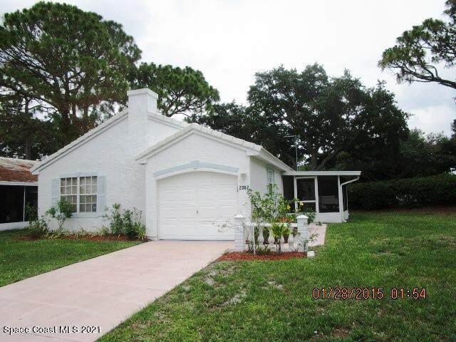 2062 Bluestem Circle NE, Palm Bay, FL 32905 (MLS #908025) :: Engel & Voelkers Melbourne Central