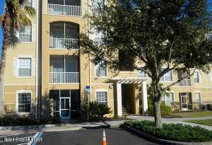 1576 Peregrine Circle #105, Rockledge, FL 32955 (MLS #908205) :: Engel & Voelkers Melbourne Central