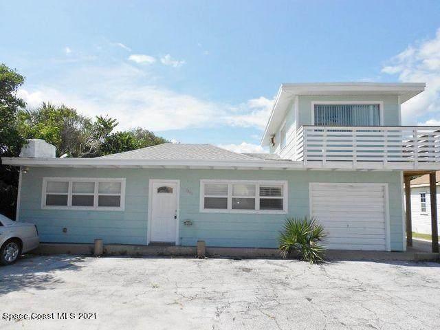 1540 S Atlantic Avenue, Cocoa Beach, FL 32931 (MLS #908293) :: Keller Williams Realty Brevard