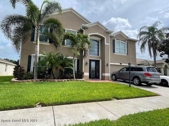 3944 Fenrose Circle, Melbourne, FL 32940 (MLS #908335) :: Blue Marlin Real Estate